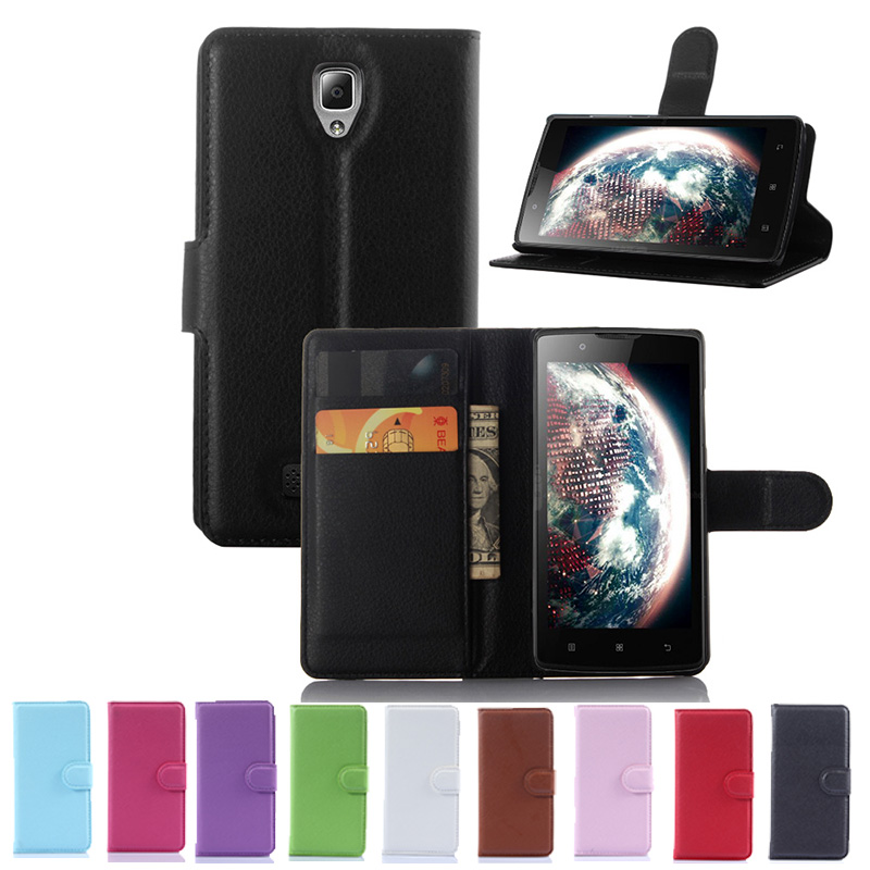 New Wallet PU Leather Flip Cover Case For Lenovo A2010 Mobile Phone Case Back Cover For Lenovo A 2010 With Card Holder Stand(China (Mainland))