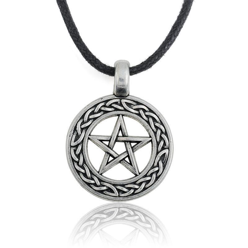 Religious Items 30 Pieces Metal Zinc Alloy Vintage Star Of David Jewish Pendant Necklace Jewelry(China (Mainland))