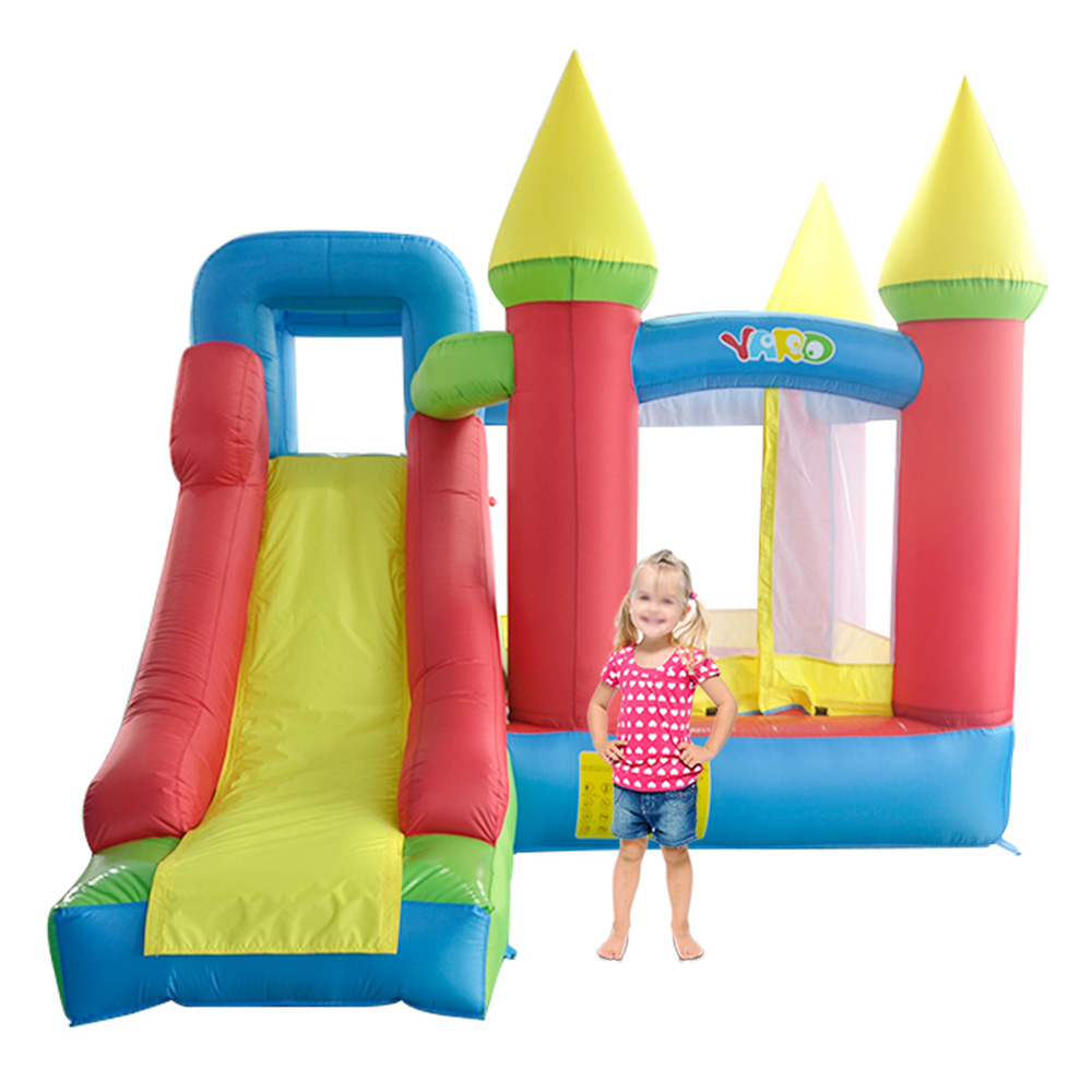 YARD Christmas Holiday Party Oudtoor Toys for Kids Bounce House Inflatable Slide Bouncer Combo Special Offer for Hot Zone(China (Mainland))