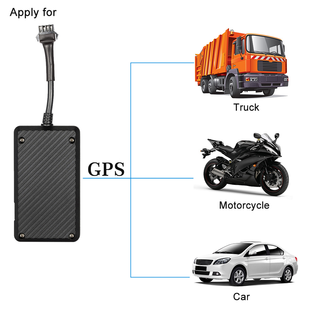Car GPS Trackers mini GPS Satellite GSM Anti-theft Voice Monitor for IOS Andriod Real Time Positioning Alarm for Car Motorcycle(China (Mainland))