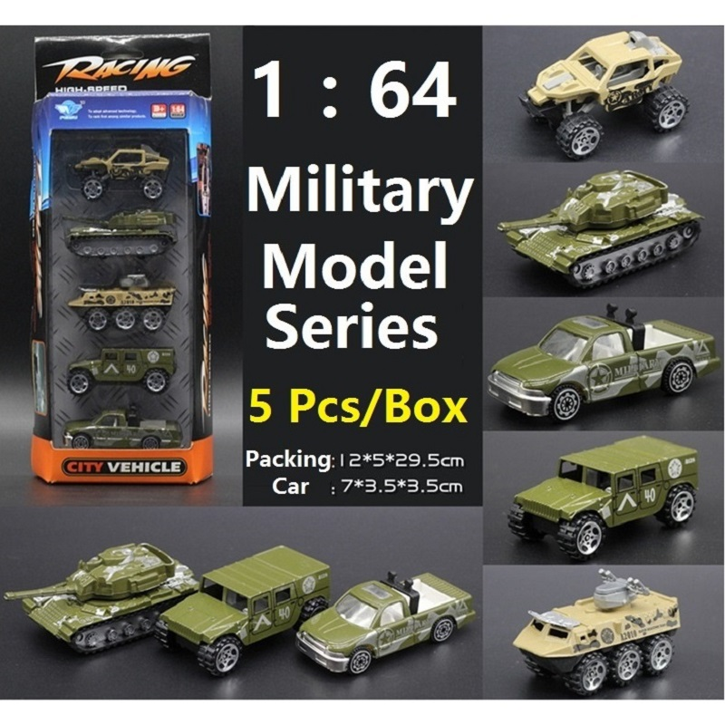 2016 Hot Sales 1:64 DIY Alloy Military Model Truck/Cars/Airplane/Helicopter model simulation model Educational toy for Best Gift(China (Mainland))