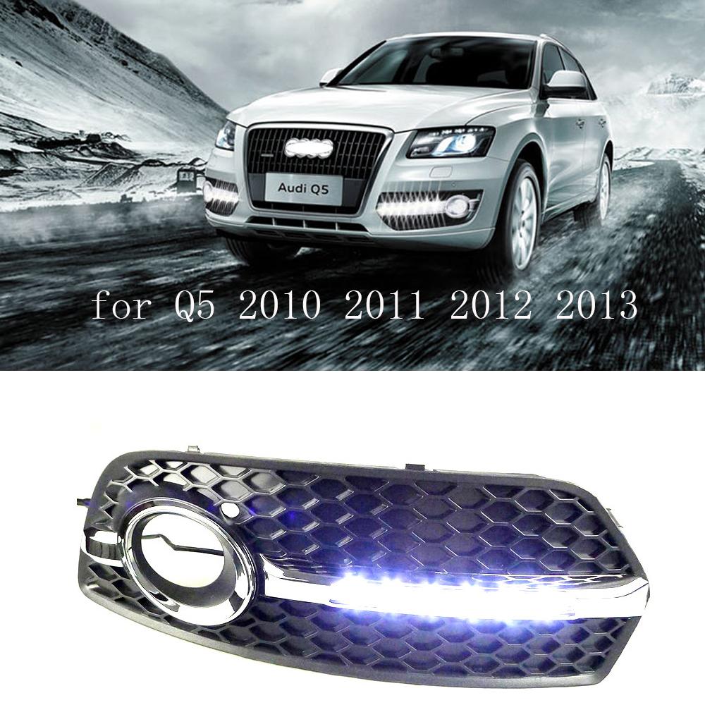 Car DRL Kit For Audi Q5 2010 2012 2013 LED Daytime Running