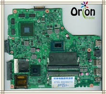 For Dell Inspiron 3421 motherboard with cpu system mainboard 100% tested working(China (Mainland))