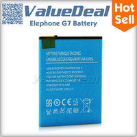 Original 3.7V 2650mAh Rechargeable Lithium-ion Battery for Elephone G7 Smart Phone