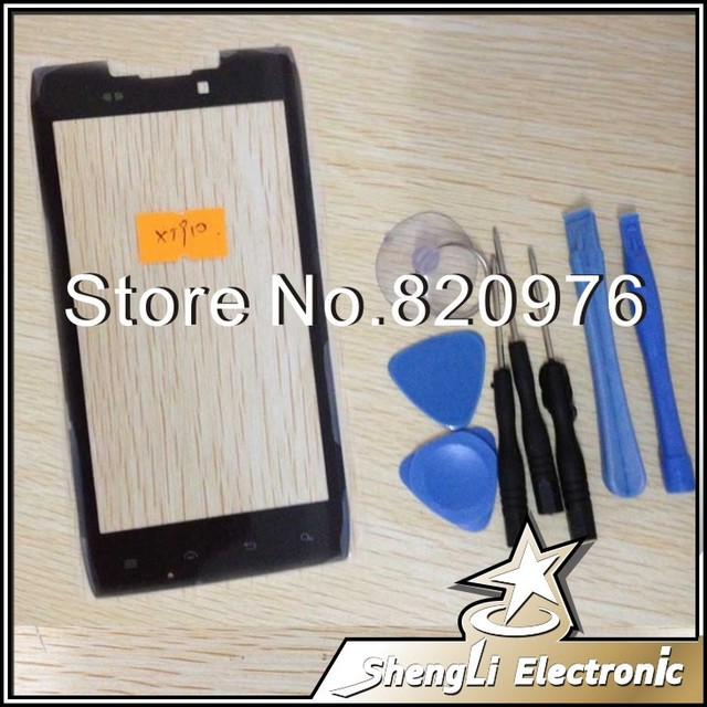 100% Quality good Original LCD Touch Screen Digitizer Lens Top Replacement Glass For Motorola Razr XT910 910+tools+Free Shipping