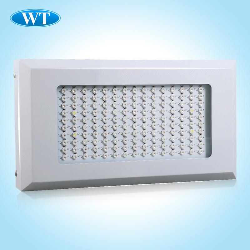 WATTSHINE 450w LED Grow Light Full Spectrum 8 Band 150 X 3w Hydro Grow Light LED Free Hanging Kit,40cm Length,4kg(China (Mainland))