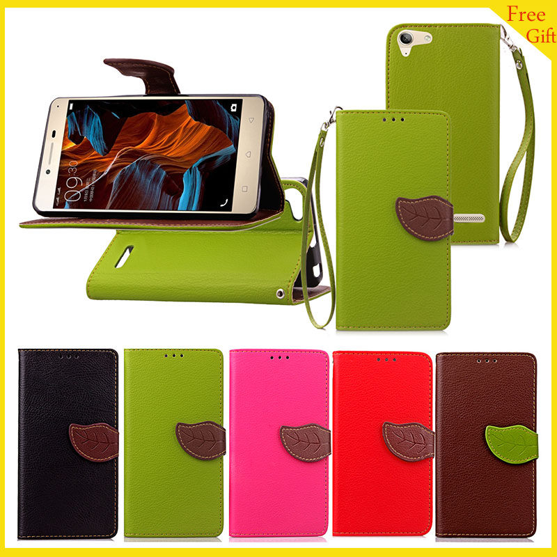"Luxury Wallet PU Leather Lenovo Vibe K5 / Vibe K5 Plus 5.0 "" Phone Case Flip Back Cover Lenovo Lemon 3 3S K32C36 Case"