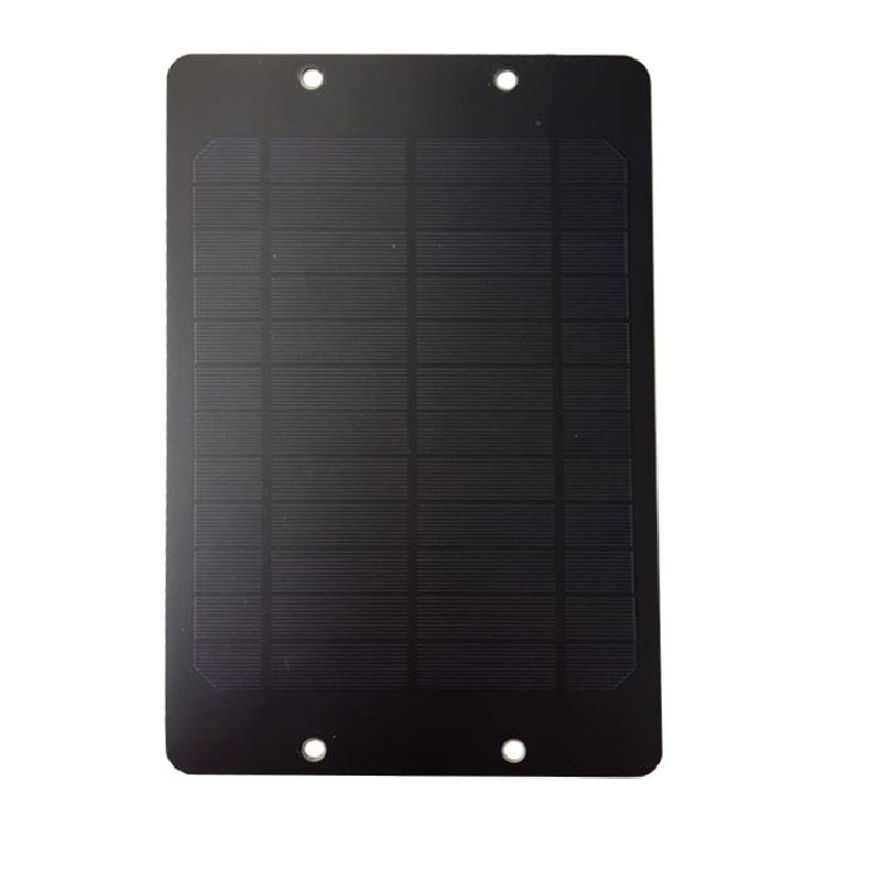1pc x 6V 1000mA 6W Mini monocrystalline pet polycrystalline solar Panel small solar cell Battery Bicycle sharing share(China (Mainland))