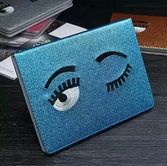 For Apple ipad mini 2 3 Bling Big Eyes Long eyelashes Pattern Screen Protective Shell For iPad mini2 mini3 Tablet Case CL42(China (Mainland))