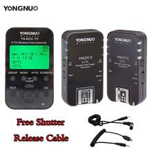 Buy Yongnuo New Upgrade YN-622C/N-TX LCD Wireless TTL +2PCS YN-622C/N II Flash Controller Trigger Transceiver Canon Nikon for $111.00 in AliExpress store