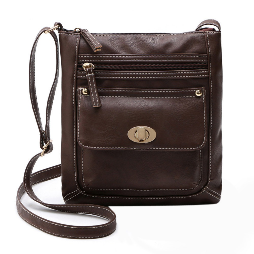 Lastest High Quality Women Messenger Bags Alligator Crossbody Bags For Women