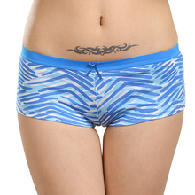 Women Boxers95% Cotton Striped