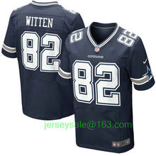 2016 Youth Dallas Cowboys #9 Tony Romorush # 88 Dez Bryant # 82 Jason Witten Blue white(China (Mainland))