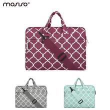 Mosiso 11.6 13.3 15.6 inch Laptop Shoulder Bag Sleeve Women Notebook Handbag Case for Apple MacBook Air Pro 11 12 13 15 Asus HP