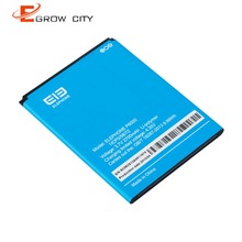 Original Phone battery 3.7V 2700mAh Rechargeable Lithium-ion Battery for Elephone P6000 Smart Phone(China (Mainland))