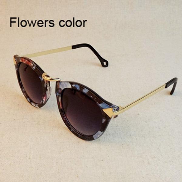 2015 марка дизайнер старинные ретро-тенденции солнечных очков для женщин мужчины круглый ретро солнцезащитные очки спортивные culos De Sol