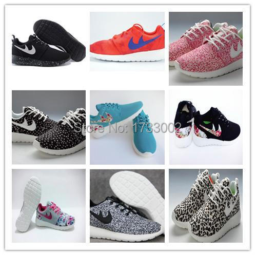 Free shipping 2015 london running shoes for women men, light roshelyed roshelies color multi sports running london olympic shoes(China (Mainland))