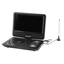 [EU] 9.8 inch Portable DVD EVD Player TV VCD CD MP3/4 SD USB GAME Mobile TV Free Shipping [] hot new(China (Mainland))