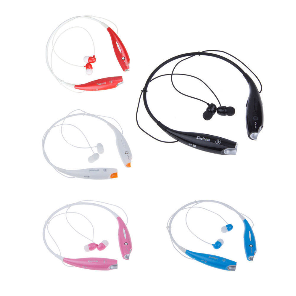 Wireless Bluetooth Sport Stereo Earphone Neckband HV-800 In-Ear Headset iPhone 4 5 6 Plus LG Samsung - New Ray store