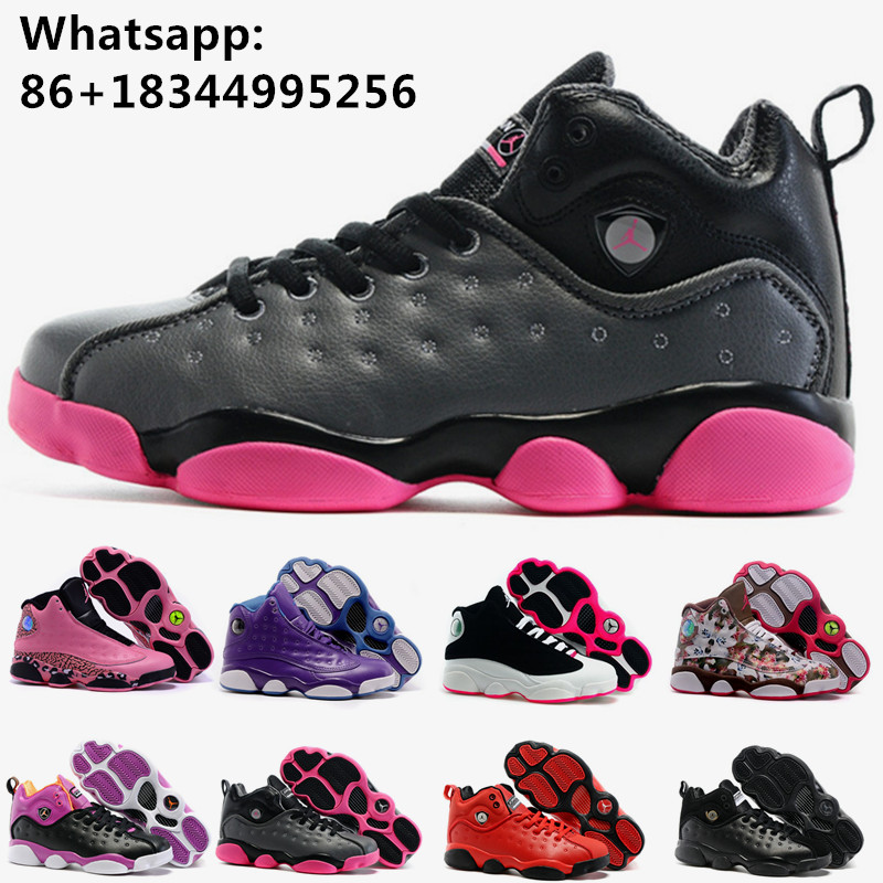 New 2016 eomens air jordan team ii 2 retro 13 xiii black red grey blue boots with original box for sale man size US 5.5 8 to 13(China (Mainland))