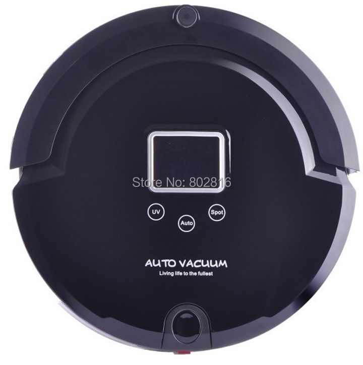 Free Shipping / Top Seling Lowest Noise and Longest Working Time Auto Robot Vacuum Cleaner(China (Mainland))