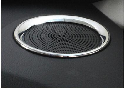 China factory Supply 13-15 K3 High sound decorative circle K3 Speaker trim 2pcs/set free shipping(China (Mainland))