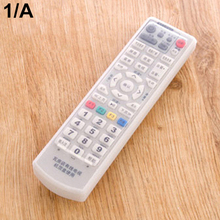 2016 New Arrival Top Quality Latest Home TV Remote Control Set Waterproof Dust Silicone Protective Cover Case  6WL5