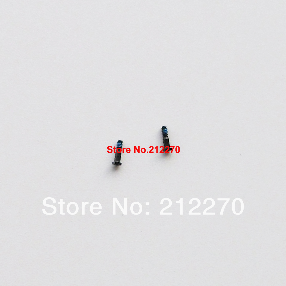 2000pcs/lot Original New Five Star Pentalobe Dock Connector Bottom Screw For iPhone 5S Wholesale Free Shipping