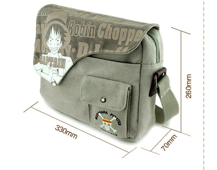 Anime Cosplay Sword Art Oneline Canvas Satchels Students Messenger Shoulder Bag SAO Sling Bag Laptop Schoolbags Free Shipping