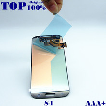 For Samsung Galaxy SIV S4 i9500 i9502 i9505 i9506 i9515 i959 i337 i545  M919 L720 R970 LCD Display Screen Digitizer Assembly