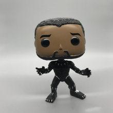 Vingadores Marvel Thanos 3 Infinito Guerra Panther Brinquedo Thor Capitão América Homem De Ferro Figura de Ação Do Homem Aranha PVC Boneca Modelo(China)