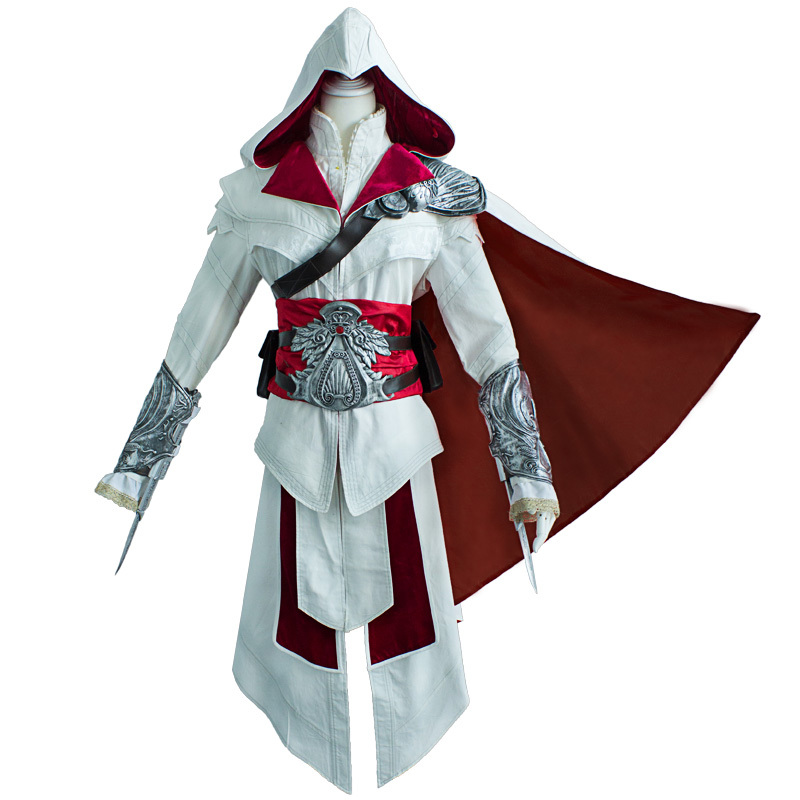 Ezio Auditore da Firenze Cosplay Assassins Creed Discovery ... Assassins Creed Revelations Costume