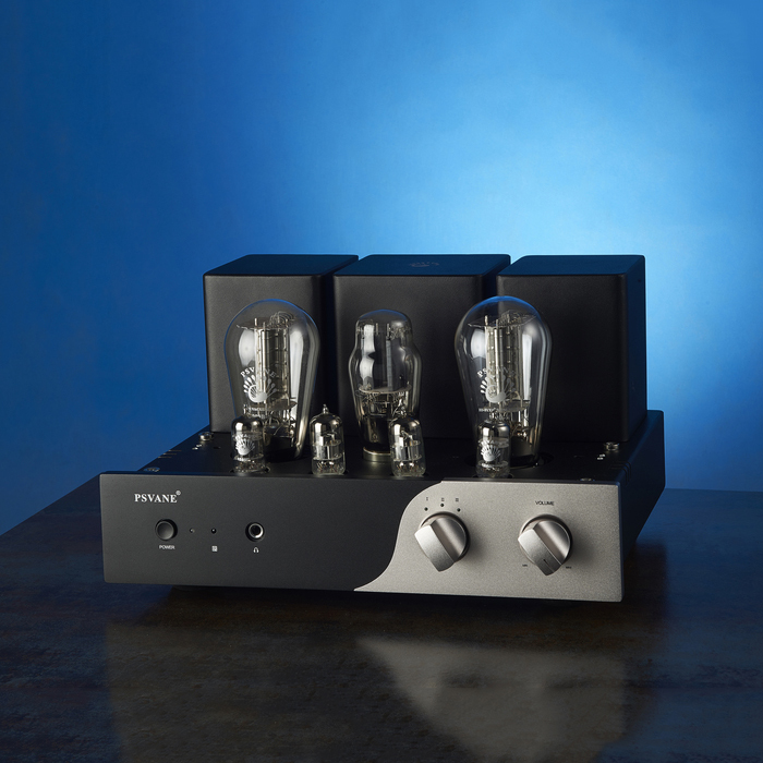 Psvane Professional HiFi 300B Vacuum Tube amplifier remote control , excellent sound Free Shipping(China (Mainland))