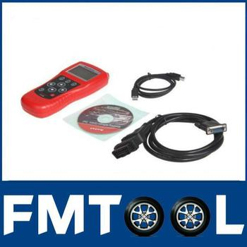 Autel MaxiDiag EU702 OBD II Code Reader EU 702 Engine A/T ABS Airbags codes for European Vehiclesots Engine A/T ABS Transmiss