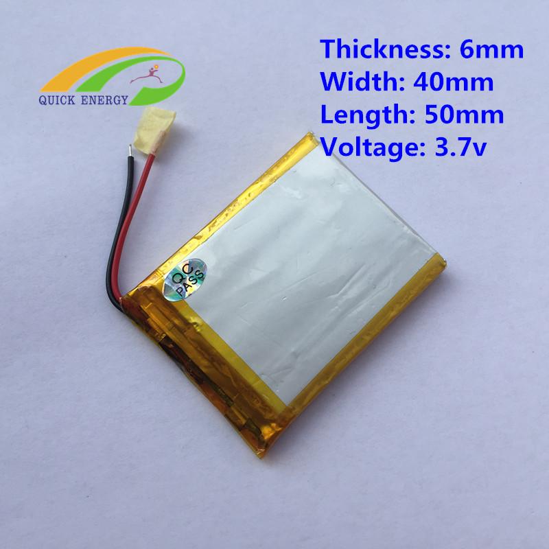 china! li-polymer rechargable battery 604050P 3.7V 1500mAh solar panel(China (Mainland))