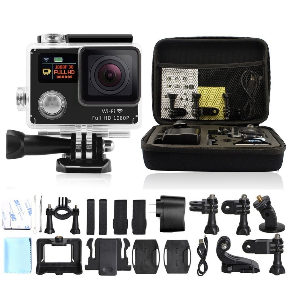 GoPro hero 4 style action camera wifi Sport Camera 2.0 ...