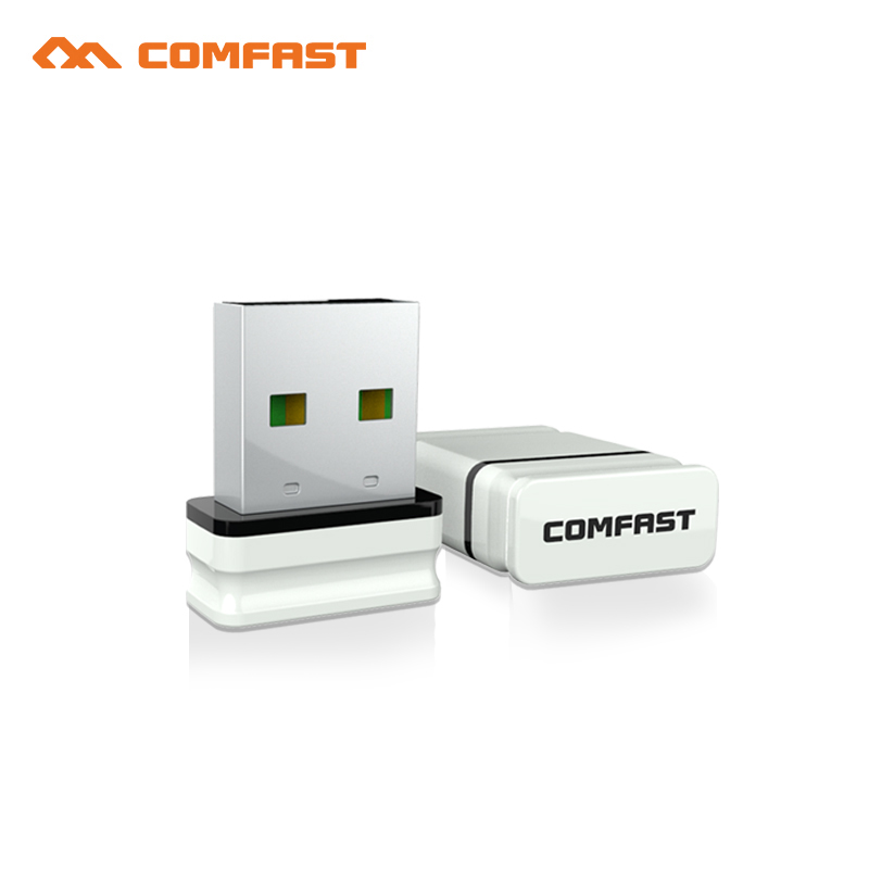 WI FI wirless LAN Network Card 150Mbps Wifi Wireless wifi Adapter for Computer Networking usb wi-fi antenna PC wi fi receiver(China (Mainland))