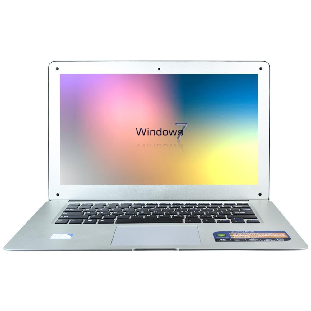 Quad Core Laptop Computer Celeron J1900 2.00GHz 4GB DDR3 500GB HDD 14 Inch 1600x900 TFT Screen Wifi MINI HDMI Webcam Notebook(China (Mainland))