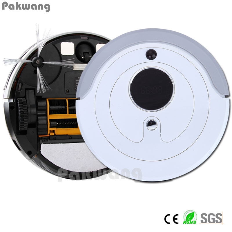 PAKWNG A380 Robot vacuum cleaner Household Floor Sweeper Low Price Cleaning Automatic Aspirador Vacuum cleaner for home(China (Mainland))