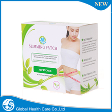 90 pcs/lot,  Global Health Reduce Weight, fitness slimming, stick hot patch.