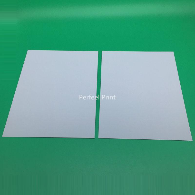 A4 PVC card 10