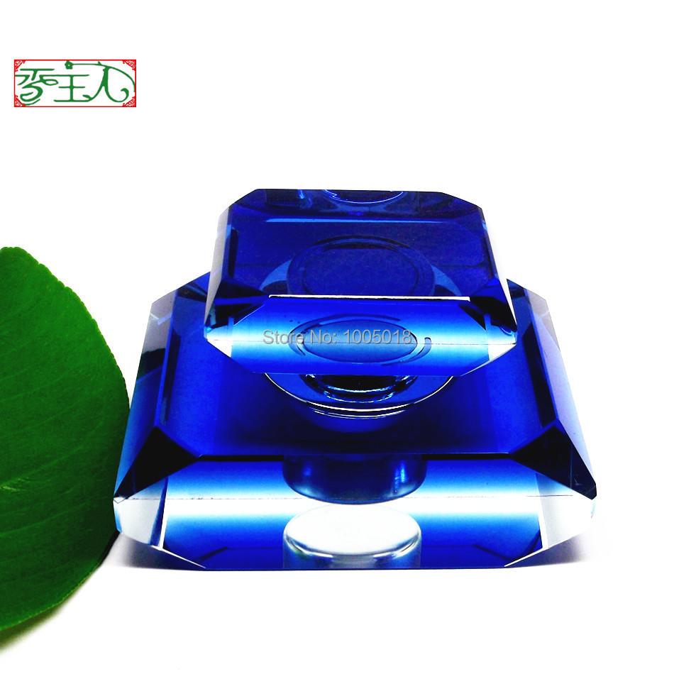 Genuine upscale crystal car perfume seat interior car styling ornament perfumes 100 original car air freshener freshener bottle(China (Mainland))