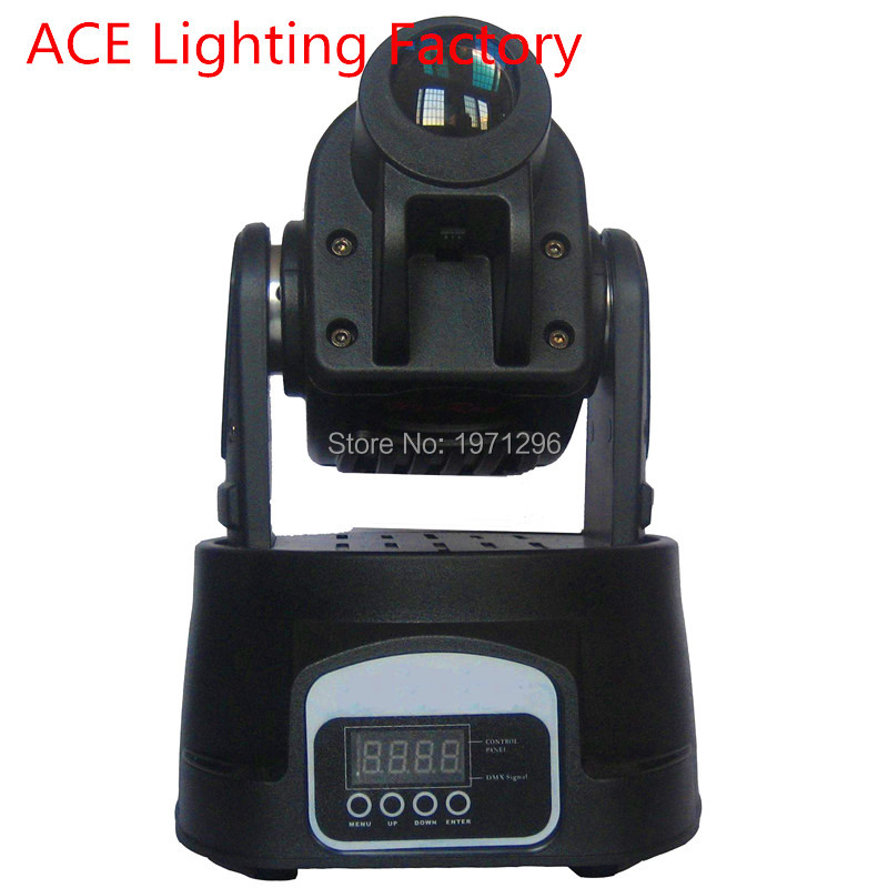 Hot sale LED RGB 15W DJ Mini LED Spot/Gobos Moving Head Stage Light DMX 5/13 Channels chandelier Free&amp;Fast Shipping<br><br>Aliexpress