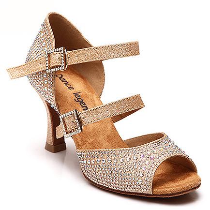 Salsa Shoes  Inch Heel