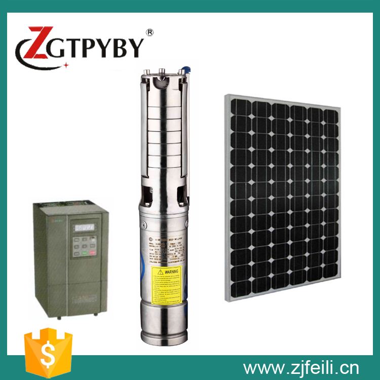 Never sell any renewed pumps,we are Alibaba International Trade Insurance Enterprise mini solar pump kit solar pump(China (Mainland))