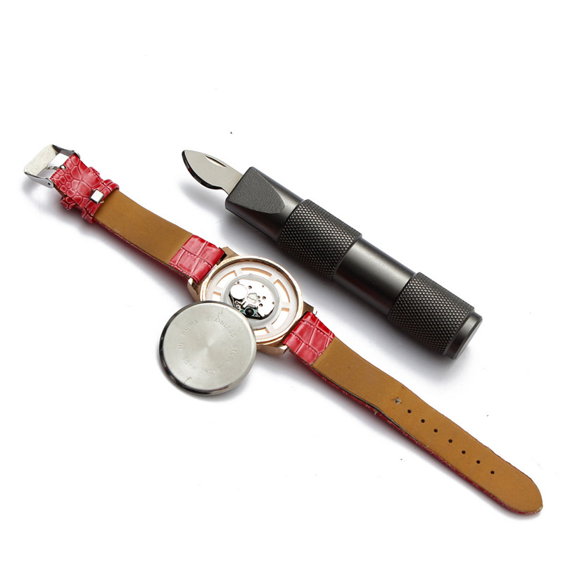 Hot Sale Watch Case Back Opener Battery Remover Pry Knife Watchmaker Jeweller Repair Tool Pry Knife(China (Mainland))