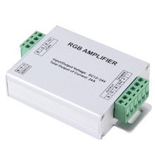 24A Amplifier Repeater For Extend Signal LED 5050 3528 RGB Strip Light(China (Mainland))