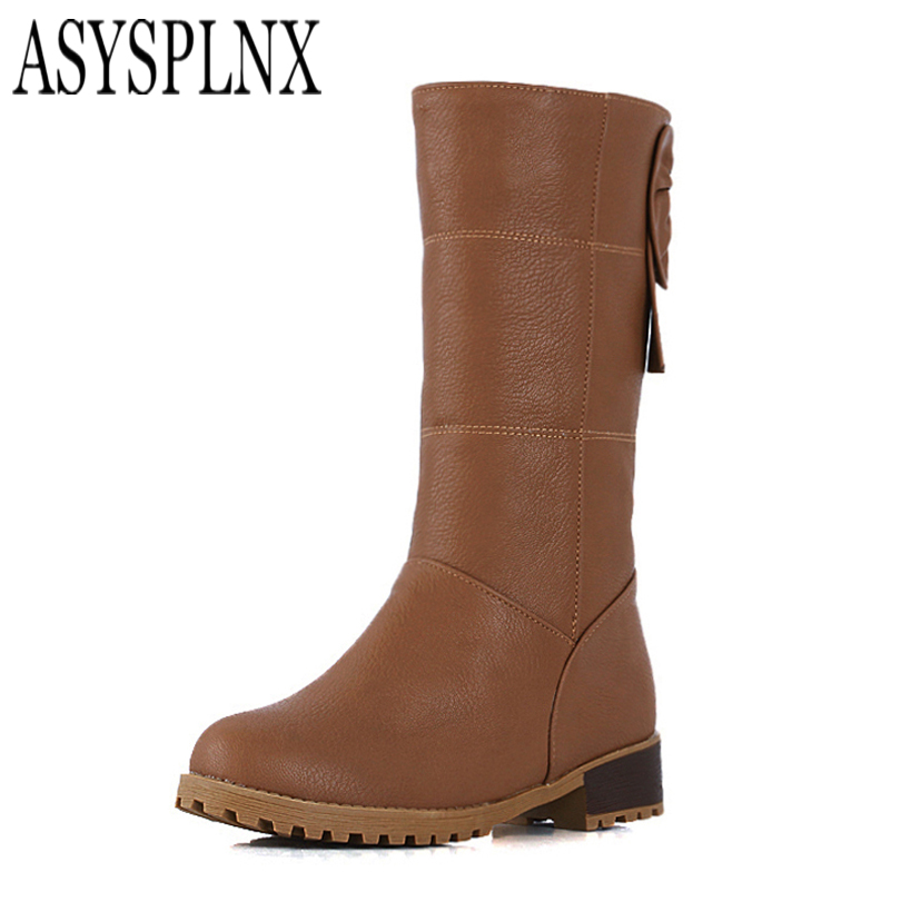 Compare Prices on Brown Knee High Flat Boots- Online Shopping/Buy