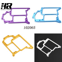 Buy RC car 1/10 HSP Spare Parts 102065 02069 Purple Compact Aluminum Radio Tray Upgrade Parts 1/10 RC Model Car Road for $2.91 in AliExpress store