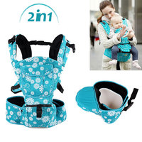 2 in 1 Baby carrier Baby Hipseat with belt kids shoulders carry protective baby Hip seat new kangaroo carrier hip seat carrier